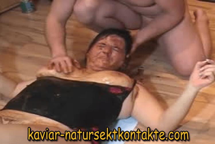 Kaviar pervers mit Fetisch Paar aus Wuppertal