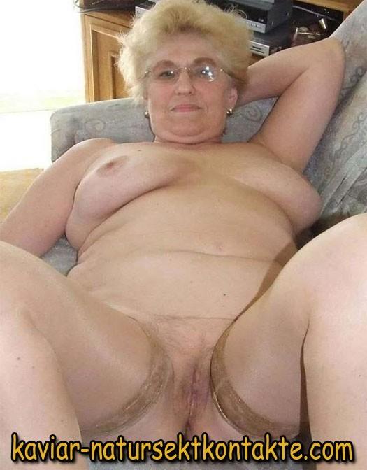 Sex mit versauter Oma Aachen